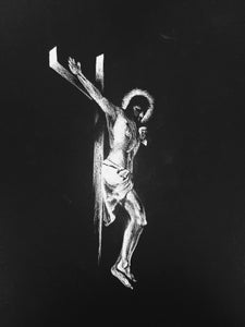 The Crucifixion Print
