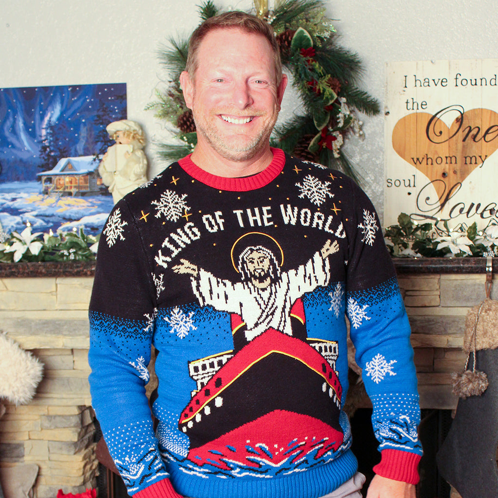 Ugly Christmas Profiles: Meet Dave