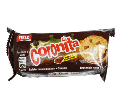 Coronitas Chocolate Galletas