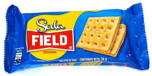 Soda Field Galletas