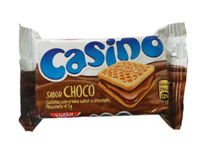 Casino Chocolate Galletas