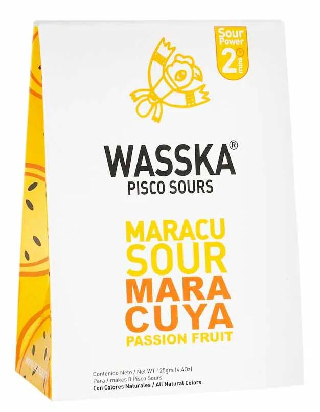 Maracuya Sour Wasska Mix