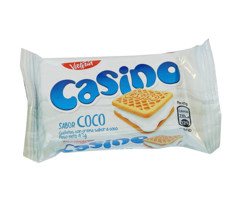 Casino Coco Galletas