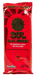 Sol del Cusco Chocolate