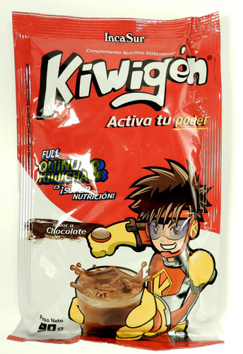 Kiwigen Chocolate 90g