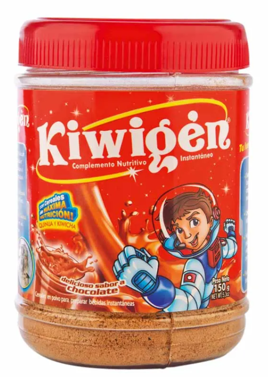 Kiwigen Chocolate 150g