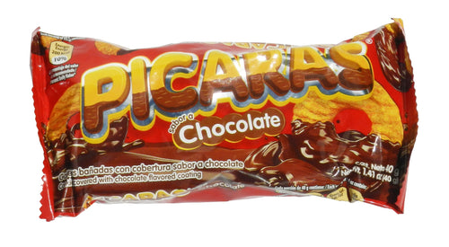Picaras Chocolate Galletas