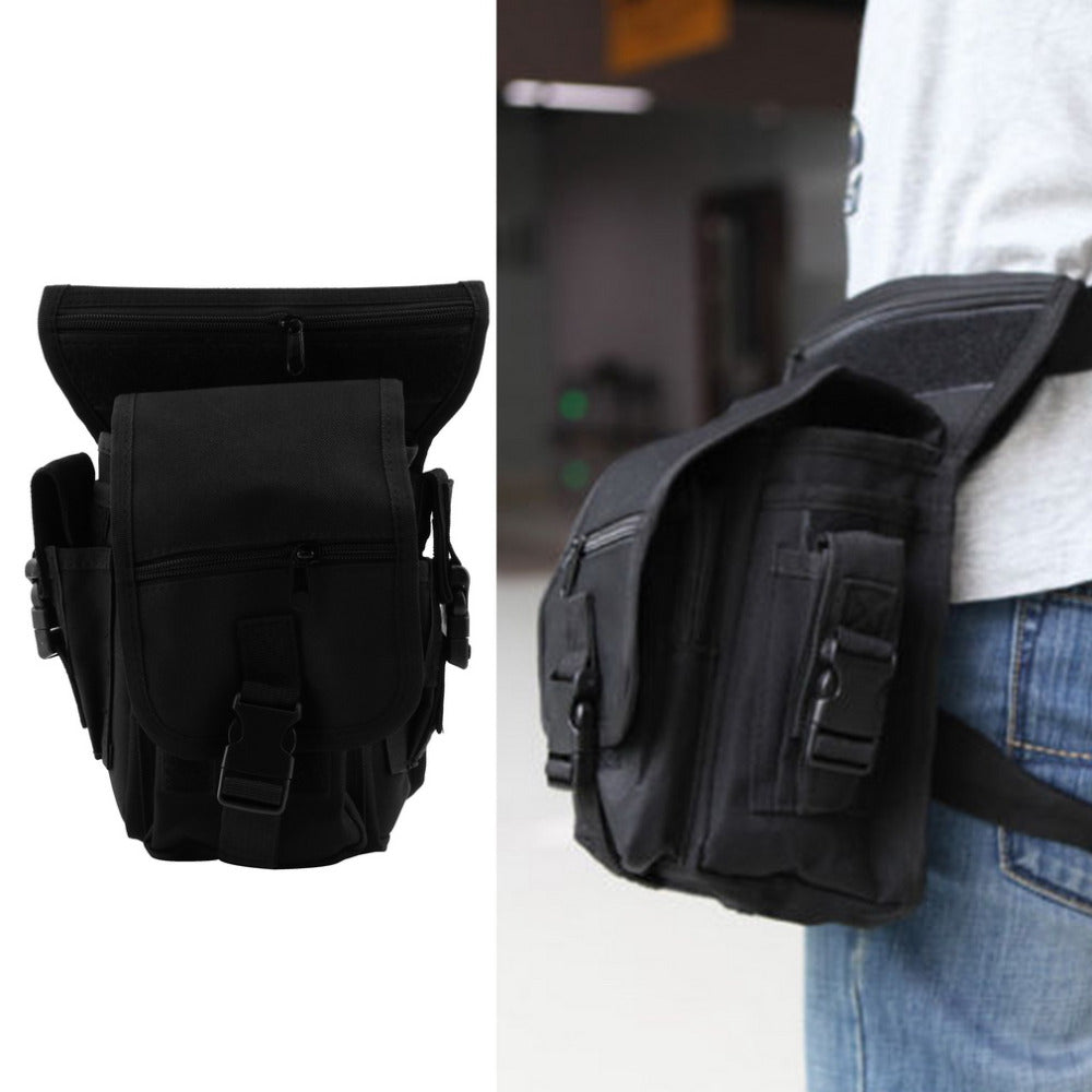 Waterproof Tactical Thigh Pouch