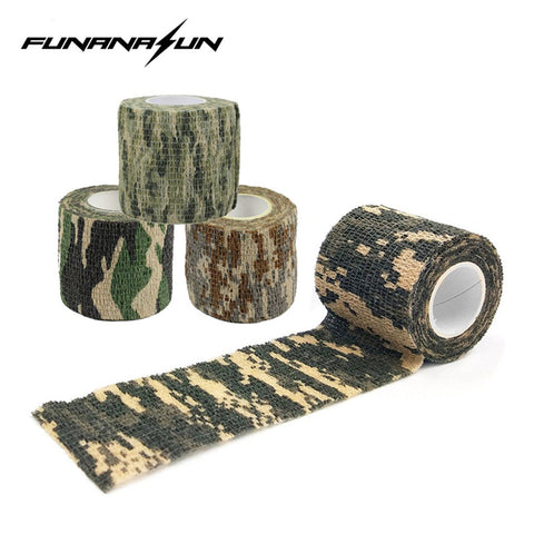 Outdoor Waterproof Tactical Wrap Tape