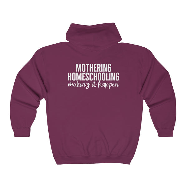 Making It Happen Zip Hoodie