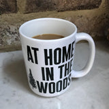 At Home In The Woods Mug
