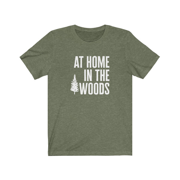 At Home In The Woods Tee