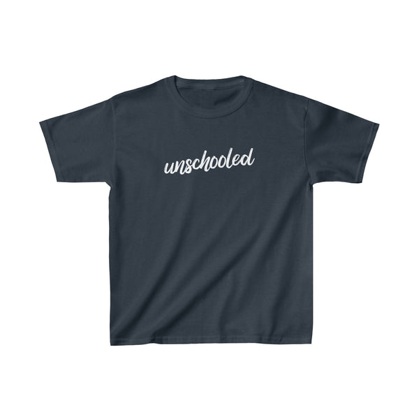 Unschooled Kids Tee