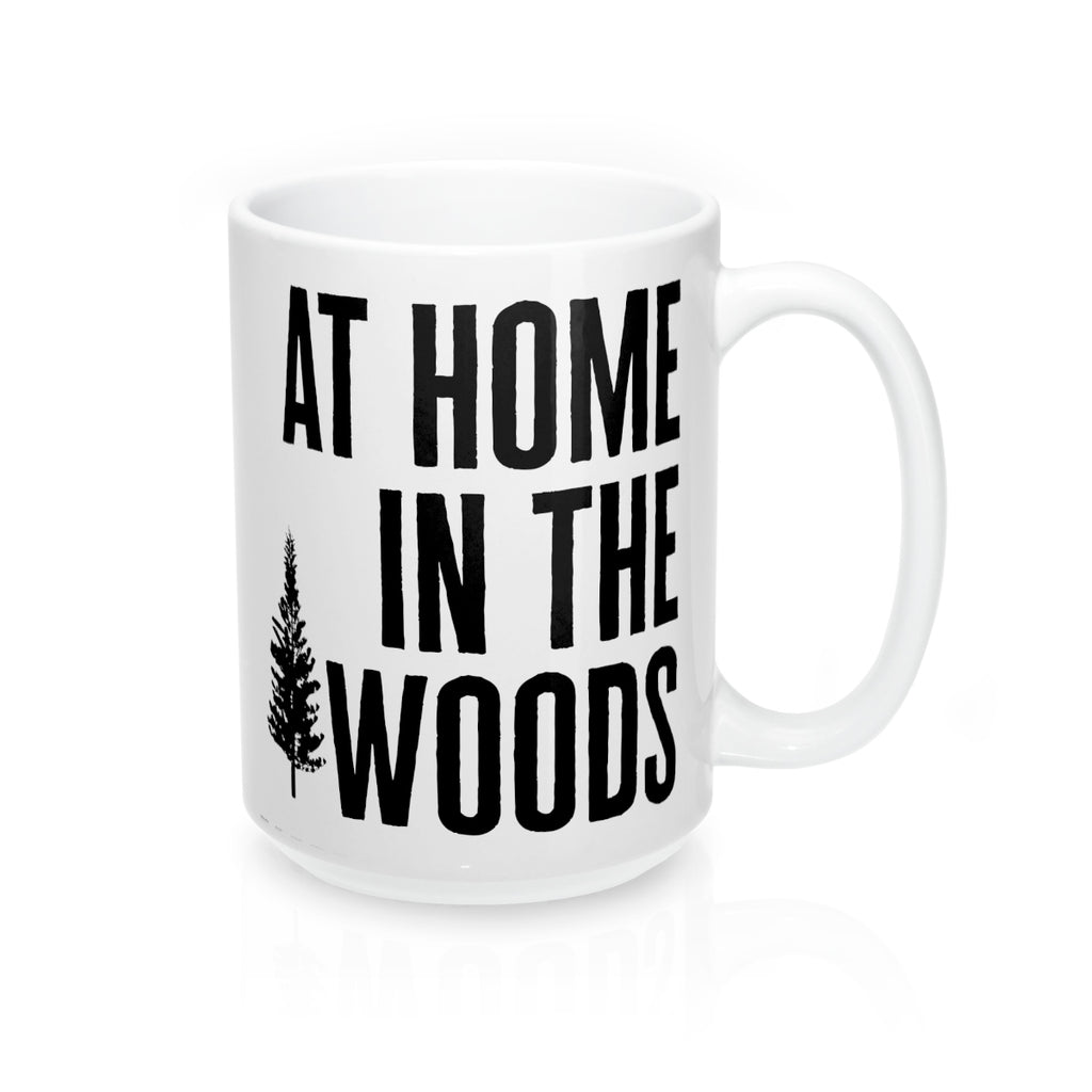At Home In The Woods Mug – HMSCHLD