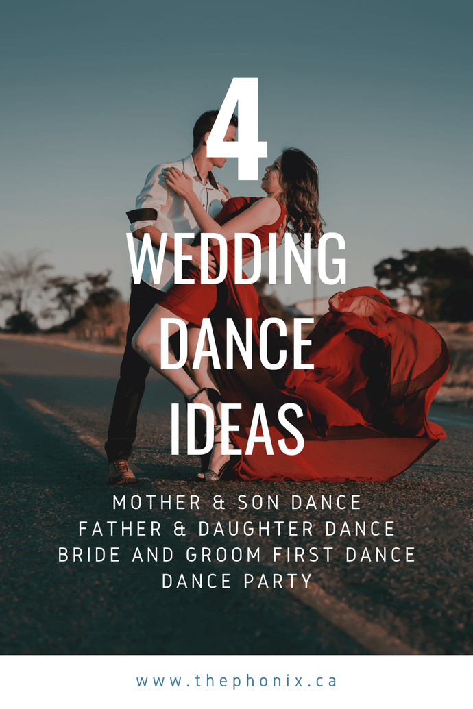 4 Wedding Dance Ideas