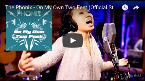 On My Own Two Feet video - by the Phonix