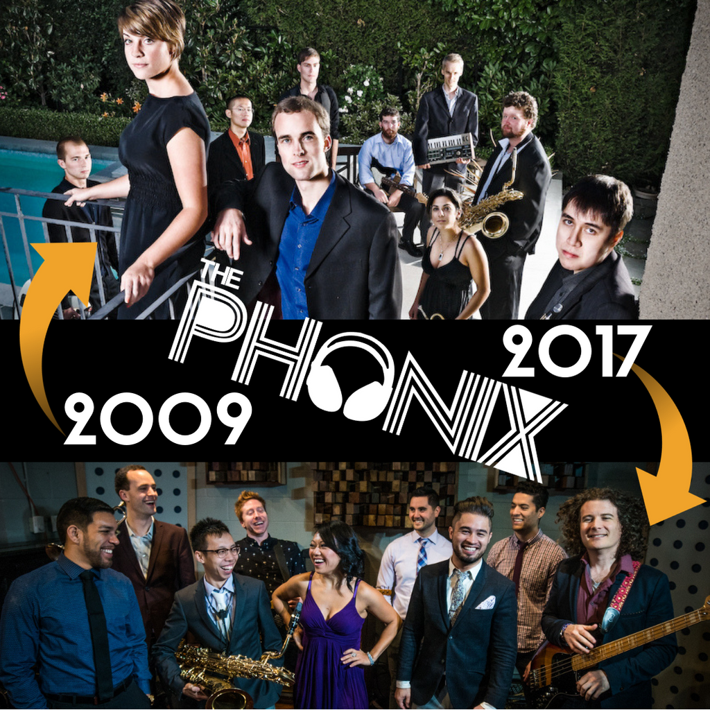 phonix band then and now