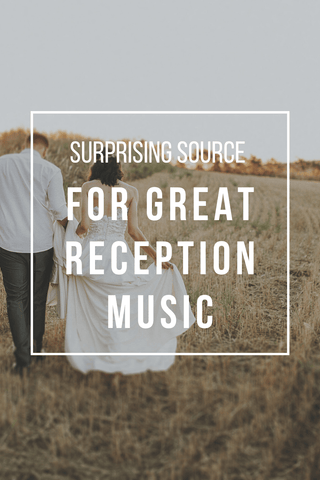 Surprising Sources For Great Reception Music