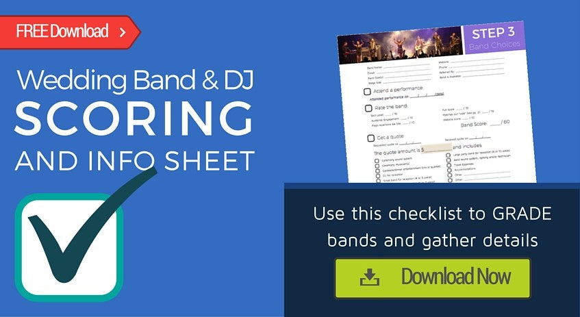 Bands for weddings how to book a great wedding band scoring sheet free download, how much do wedding bands cost, music for wedding, wedding band music, bands booking, live wedding band, wedding band cost, live music for wedding, cost of band for wedding, wedding music