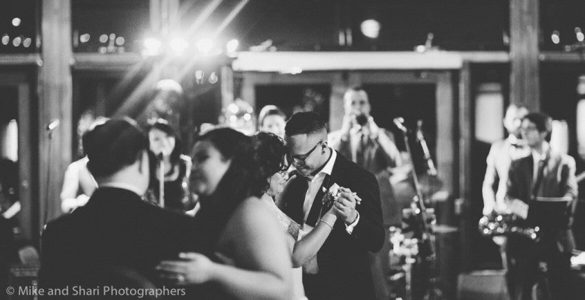 Wedding first dance ideas, wedding entertainment, hire a band for wedding