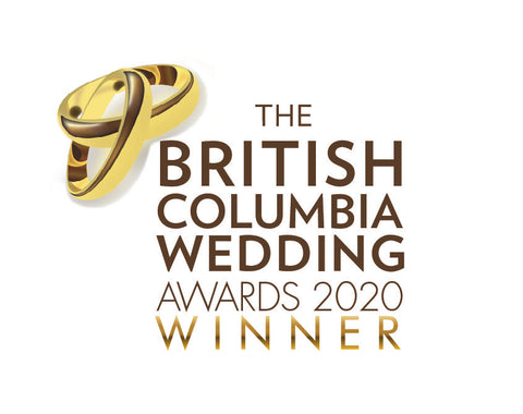 BC Wedding Awards 2020 Winner