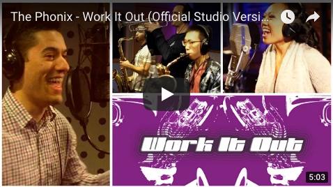 Work it Out video - by the Phonix