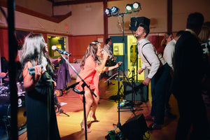 Best wedding live music band