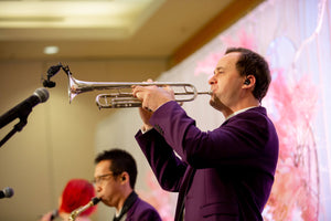 Wedding Trumpet in Vancouver
