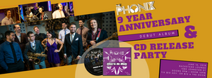 JUNE 16 <br>Phonix 9 Year Anniversary <br />& CD Release Party </h1><p>Doors 9:00pm | Show 10:00pm. <br>Backstage Lounge, 1585 Johnston St, Vancouver <br> </p>