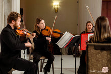 Vancouver Wedding string quartet