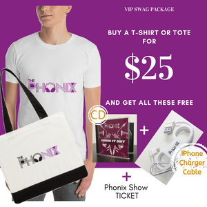 Phonix VIP Swag Package