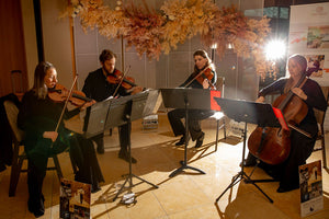 vancouver's best wedding string quartet