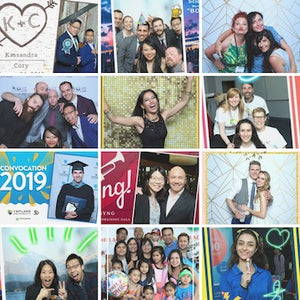 Vancouver photobooth rentals