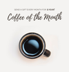 Coffee of the Month for 1 Year