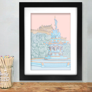 Scottish Art Prints