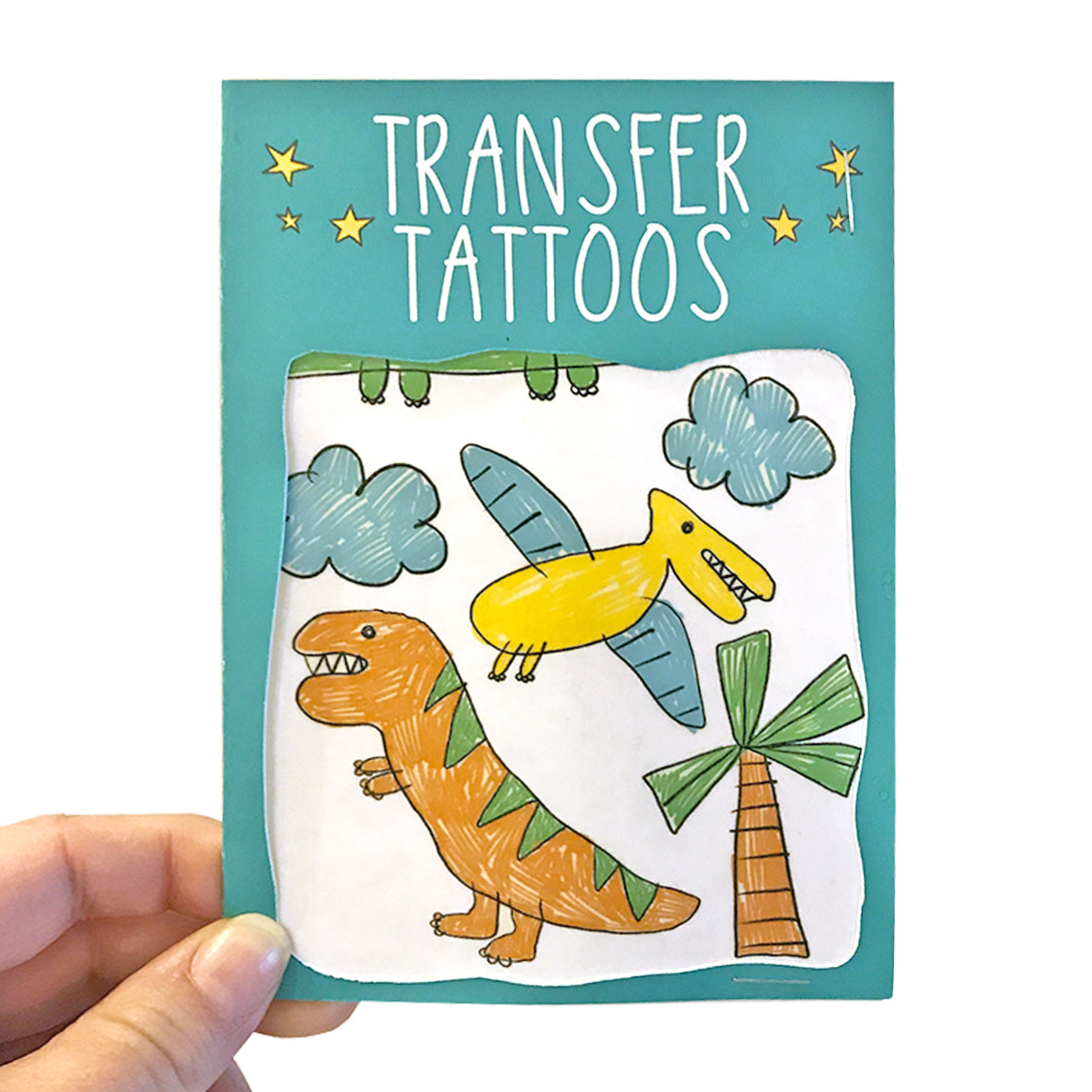 Custom Transfer Tattoos