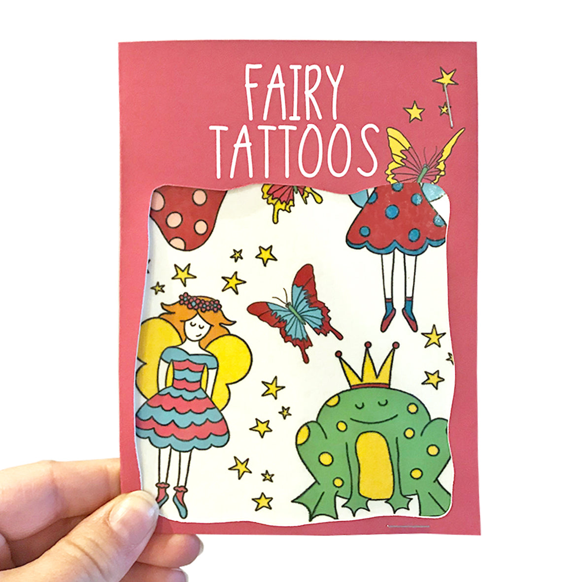 Fairy Transfer Tattoos