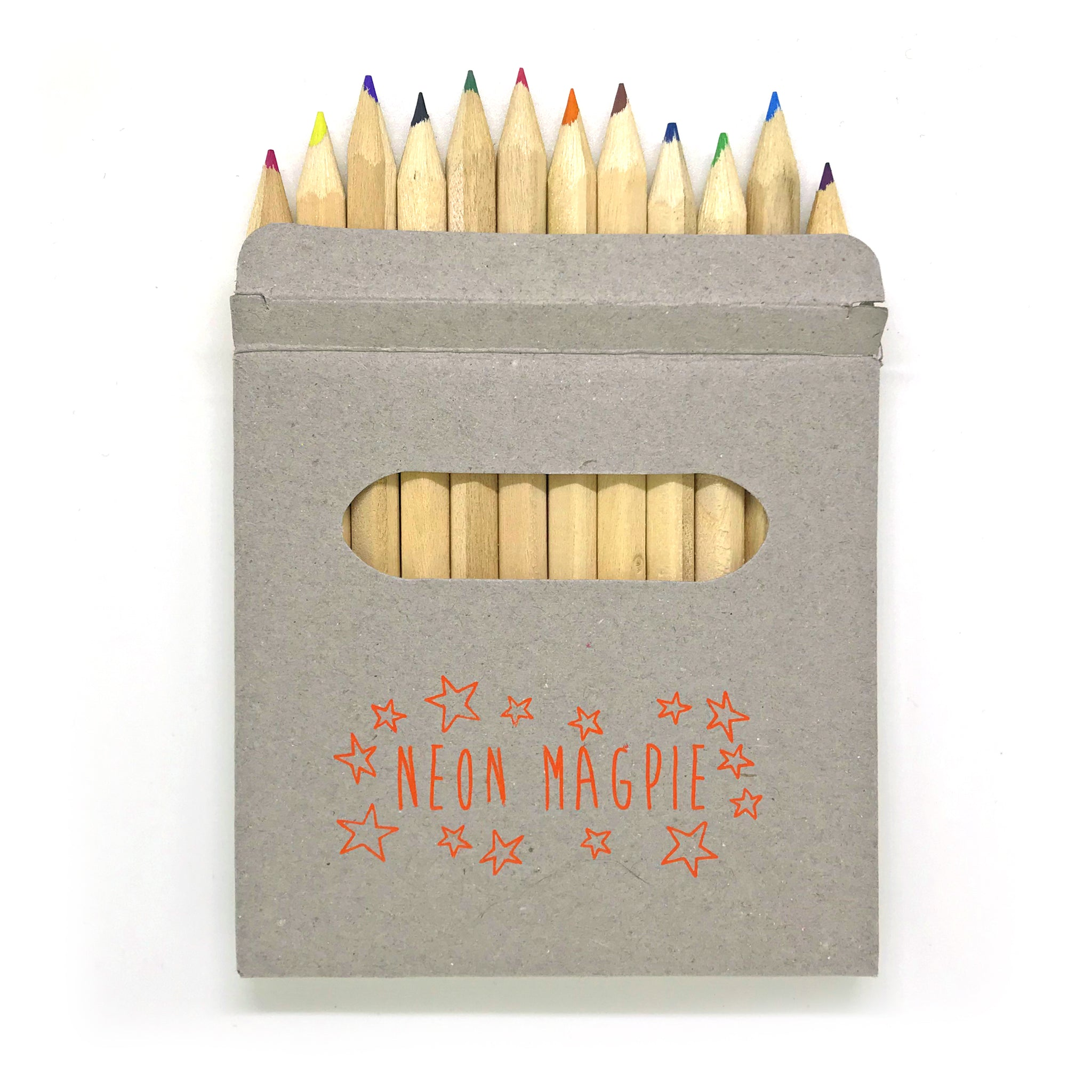 Colouring Pencil set - Neon Magpie