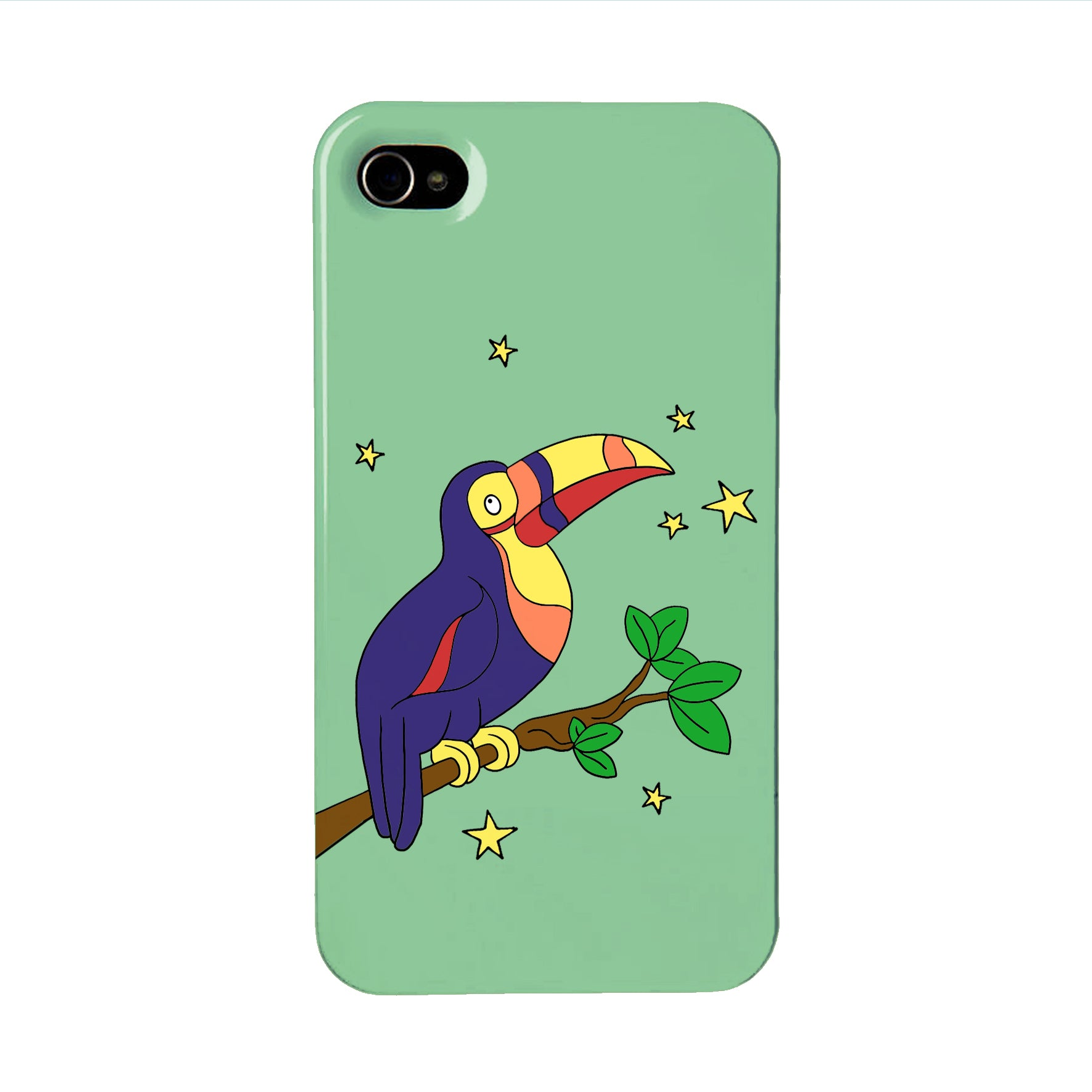 Toucan Phone Case