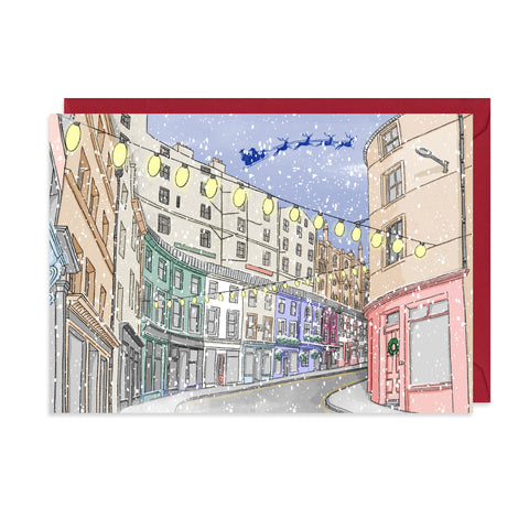 Victoria Street Christmas Card