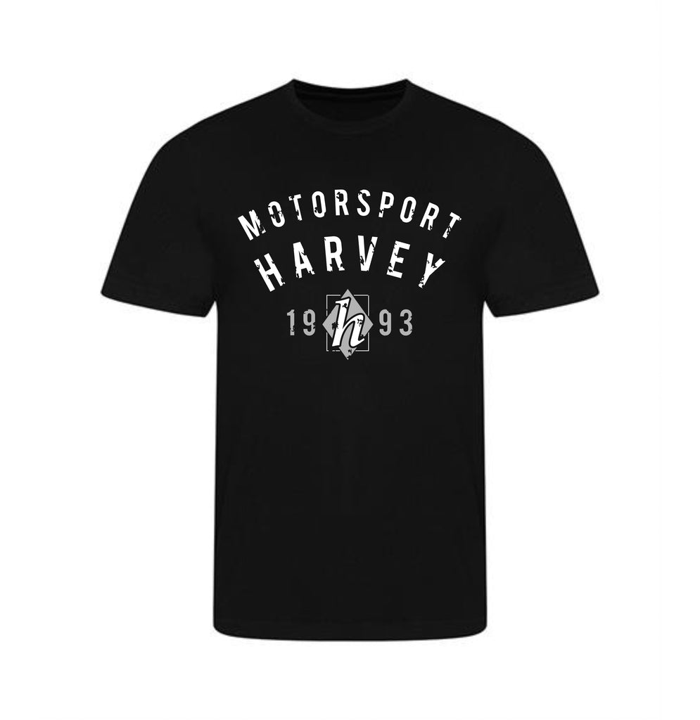 Men's Harvey Motorsport Vintage Triblend T