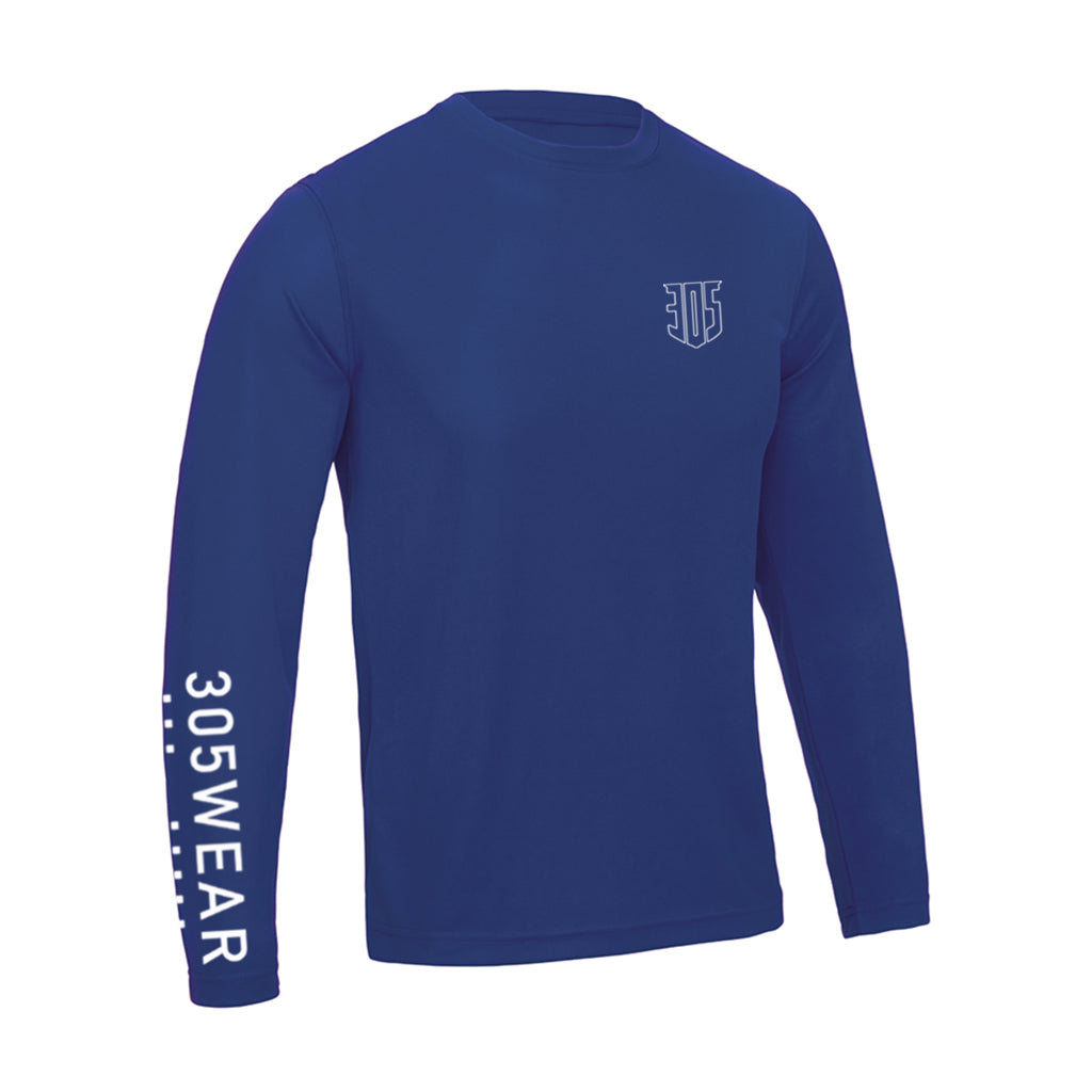 Shield ACTION Long Sleeve T