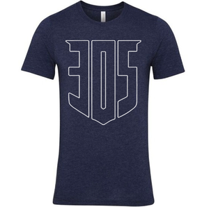 305 Large Shield Classic Mens T