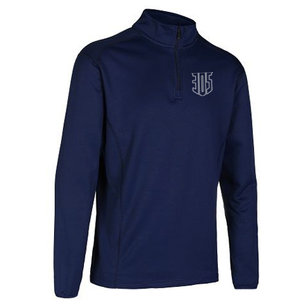 Become An Athlete Mens Performance 1/4 Zip