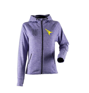 UKPM - Womens Gorilla Performance Zip Hoody