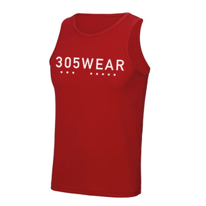 305WEAR Mens ACTIVE Vest