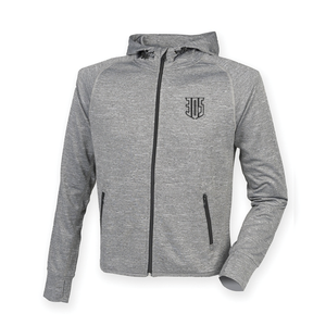 305 Shield Marl Performance Zip Hoody