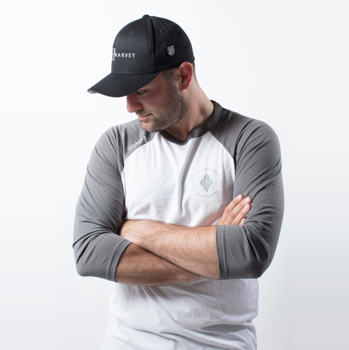Jack Harvey Flexfit Baseball Cap