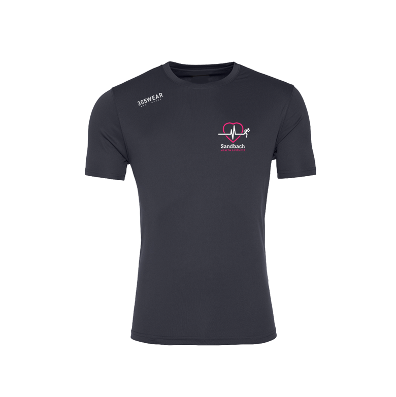 Sandbach Health & Fitness Mens ACTIVE T