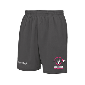 Sandbach Health & Fitness Mens ACTIVE Shorts
